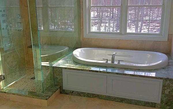 Tub Surround and Shower