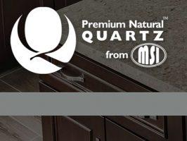 Q Premium Natural Quartz from MSI