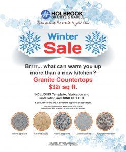 Winter Granite Special