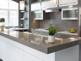 New Trend: No More Bar Height Tops
