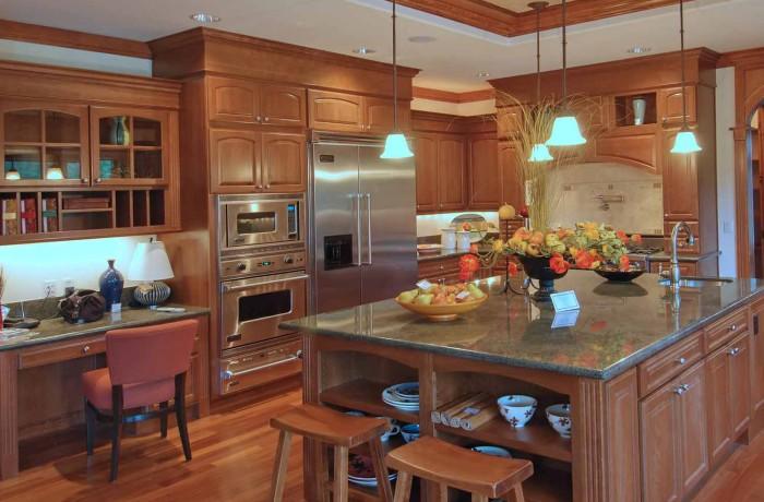 Kitchen Island Countertop & Sink