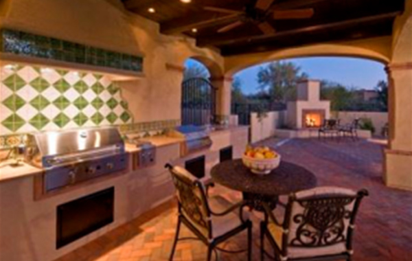 Outdoor Kitchen Countertops